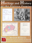 Poster image of Heritage and History of the Plateau Peoples: Featured Collections.