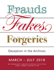 Image of the Frauds Exhibist Poster